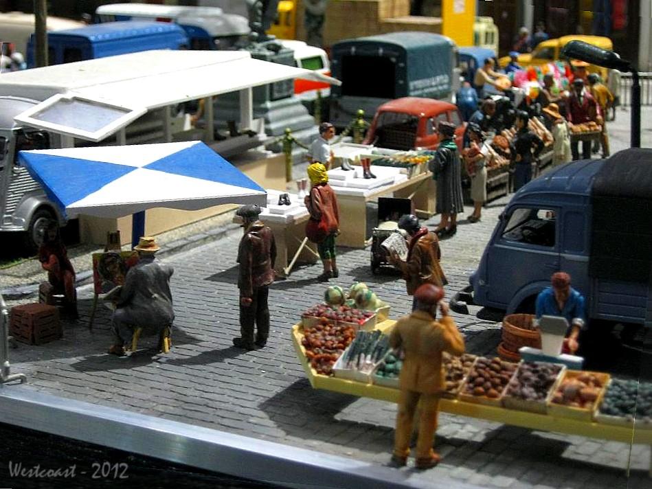Dioramart marché