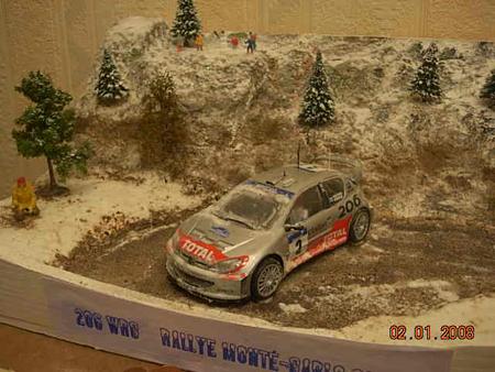 diorama Monte Carlo