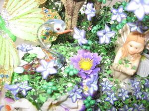 Diorama Elfes
