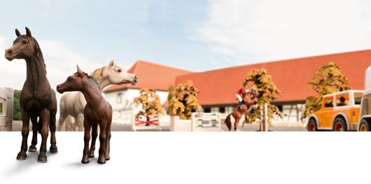 Animaux de la ferme Schleich