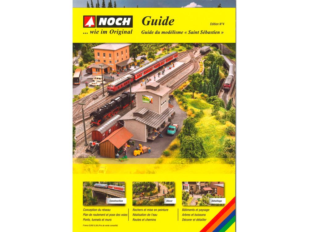 """Guide du modélisme 'Saint Sébastien"""" - Noch 71917"""