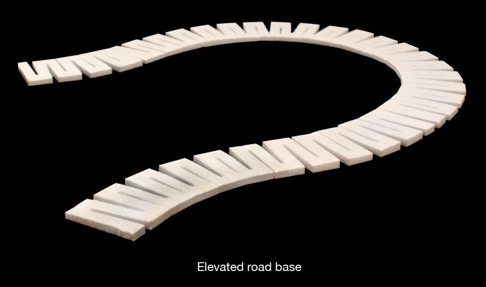 Support de route flexible - Woodland C1181