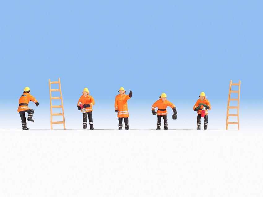 Pompiers miniatures 1:87 - Noch 15022