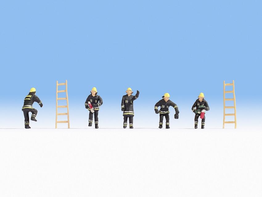 Pompiers miniatures - 1:160, N - Noch 36021
