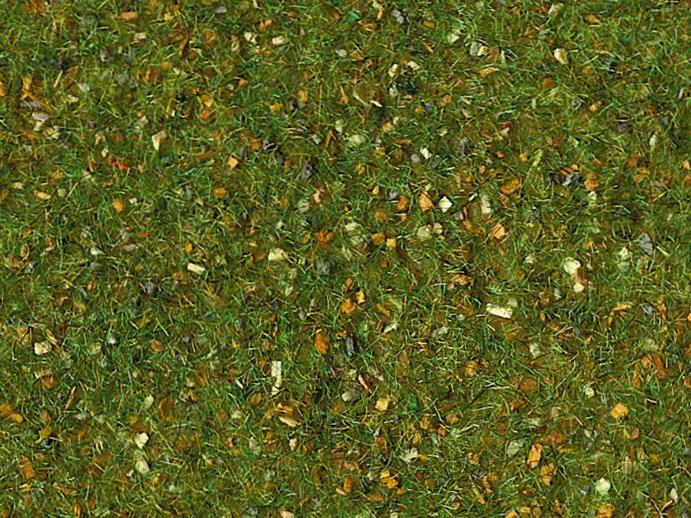Heki 30801 Lot de 2 Tapis de Gazon Multicolore 40 x 24 x 0,3 cm
