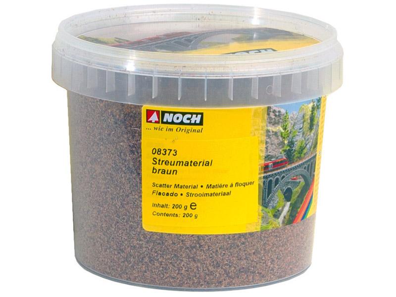 Flocage marron 200 g - Noch 08373