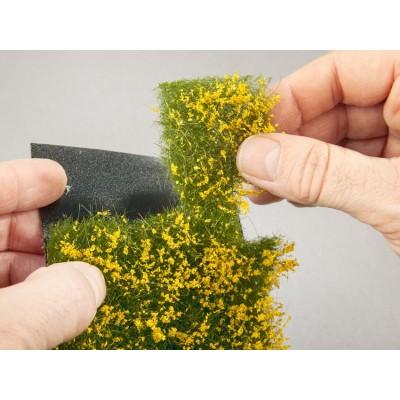 Végétation miniature : Feuillage couvre sol, Pré jaune - Noch 07255