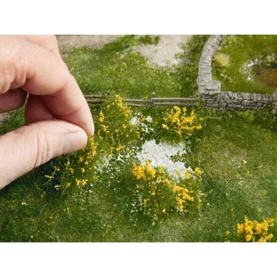 Végétation miniature : Feuillage couvre sol, Pré rouge - Noch 07257