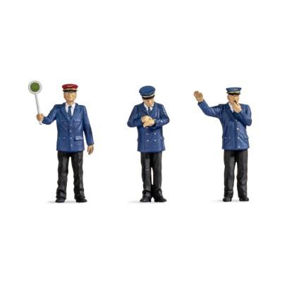 Agents de chemins de fer - Noch 17100
