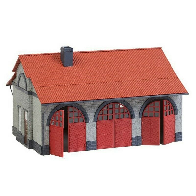 Maquette Caserne pompiers - Faller 130162