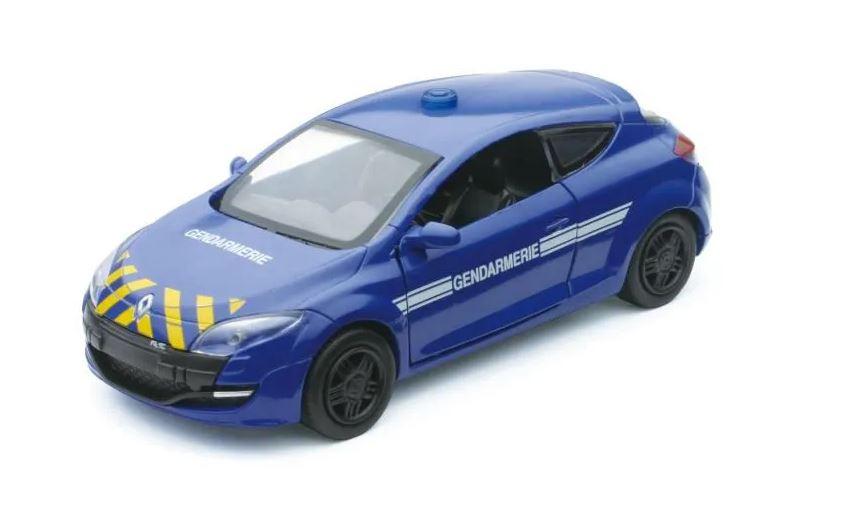 Miniature Mégane RS gendarmerie 1:32 - New Ray 51177