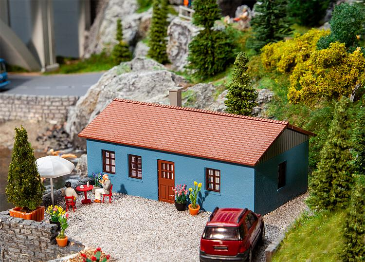 Petite Maison colorée HO 1:87 - Faller 130656