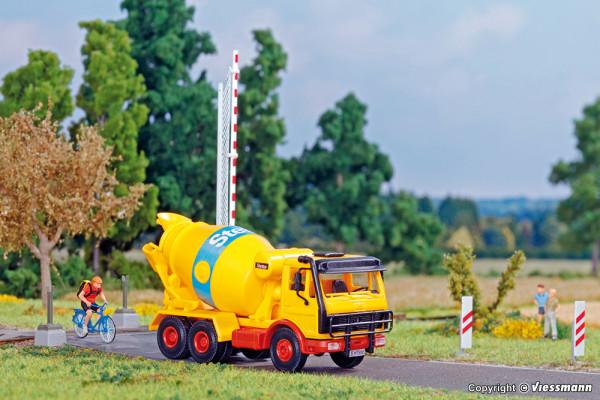 Camions toupie béton miniature modèle 2626 AB - Kibri 12501