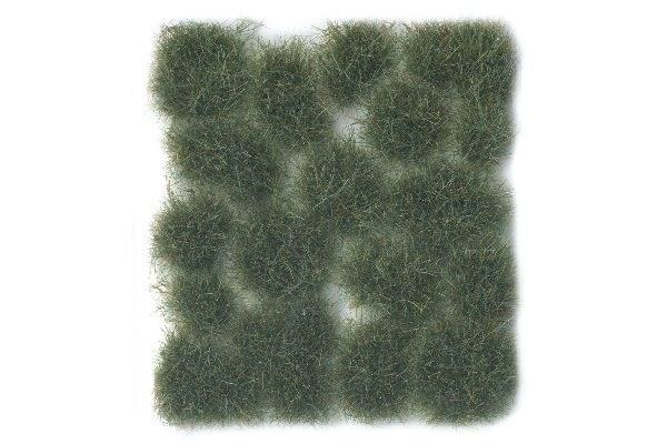 Touffes d'herbes sauvages miniatures adhésives 12 mm - Vallejo SC427