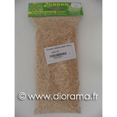 JORD-744 - Poudre colorée sable 45 g