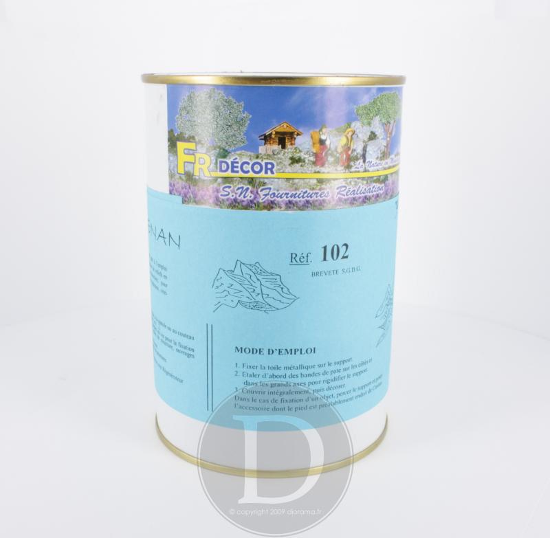 FR 102 - Corénan - pâte à décors pour reliefs,