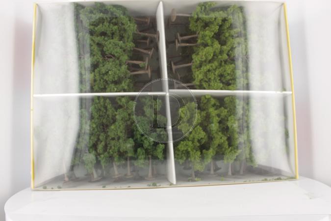 Heki 1368 : 60 Arbres à  feuilles caduques 10-13cm