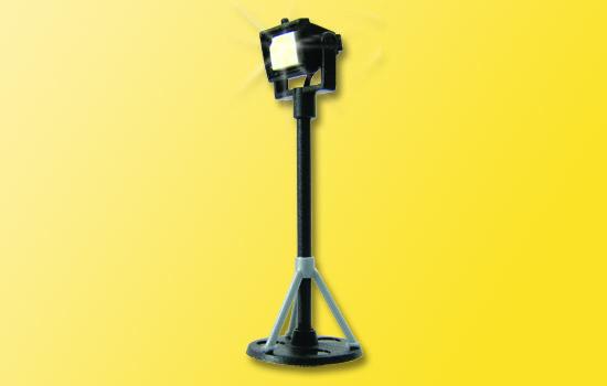 Projecteur miniature à led, sur trepied - Viessmann 6335 - 1:87, HO
