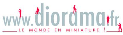 Diorama : vente de décors miniatures, végétation miniature et accessoires miniatures pour modélisme et maquettes d'architectes