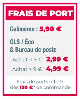 Baisse frais de port - Diorama.fr