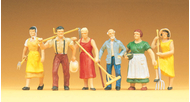 Preiser 65307 - Fermiers miniatures 1:43, O
