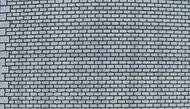 2 Plaques de mur en brique - HO- 1/87 - Heki 72172