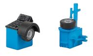 Décoration minature : Appareil de montage de pneumatiques et d'équilibrage - 1:87 HO - Faller 180978 - diorama.fr