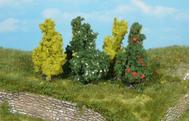 Heki 1182 - 5 buissons 6 cm