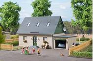 Maquette de Maison individuelle - 1:87 HO - Auhagen 11454