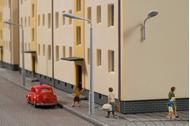 Lampadaires miniatures N, 1:160 - Auhagen 44648