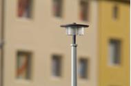 Décor miniature : Réverbères de rue - 1:87 - Auhagen 41661