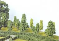 Heki 1318 - 20 arbres feuillus 4 - 8 cm