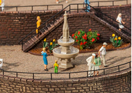 Fontaine miniature 1:87 H0 - Faller 180944