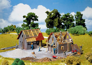 Maison en construction miniature, Faller 130246