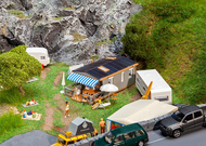 Mobile Home HO 1:87 - Faller 130657