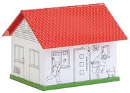 Bâtiment miniatures : faller 150191 – Maison décorée