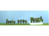 JORD-6 - 4 arbres pommiers 6.5 cm 1:87