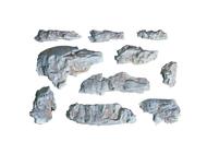 Moules pour rochers petits - Woodland Scenics C1239