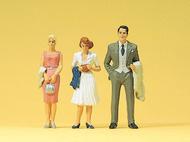 Personnages miniatures en tenue habillée 1:32