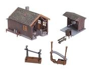 Télécabine miniature à matériaux - 1:87 H0 - Faller 130323