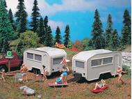 Caravanes miniatures 1:87, HO