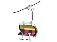 Télésiège jaune pour téléphérique miniature - 1/32 - JC 87300