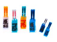 Accessoires miniatures : Set de 6 paires de skis pour télécabines - 1:32 : 5696