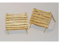 Décors miniatures : Barrières de protection contre la neige - 1:35 - Plus Model 393