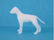 Chien miniature 4 cm 1:25