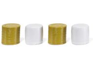 Ballots de foin, paille miniature récolte - 1:87 - Wiking 001606