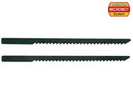 2 lames de scie-sauteuse en acier spécial - PROXXON 28054
