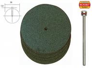 5 disques à tronçonner en corindon ø 38 mm - PROXXON 28820