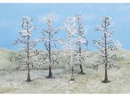 Heki 2105 : 5 arbres d'hiver 10 cm