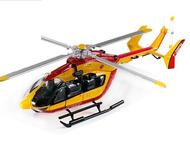 Miniature Eurocopter EC 145 Sécurité Civile 1:43  26 cm